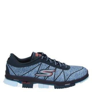 Skechers Go Flex lage sneakers blauw