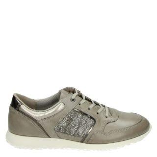 Ecco Sneak lage sneakers taupe