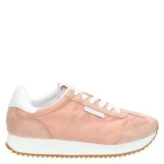 Calvin Klein Colette lage sneakers roze