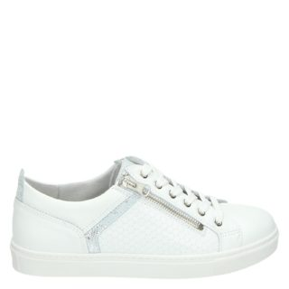 Bibob lage sneakers wit