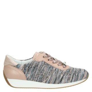 Ara Fusion 4 lage sneakers roze