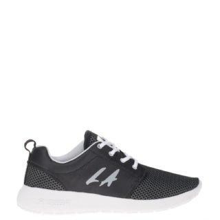 Calvin Klein Coretta platform sneakers zwart