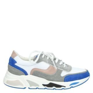 PS Poelman dad sneakers blauw