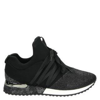 La Strada lage sneakers zwart