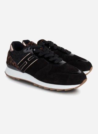 Hogan R261 leren sneakers - DAMES