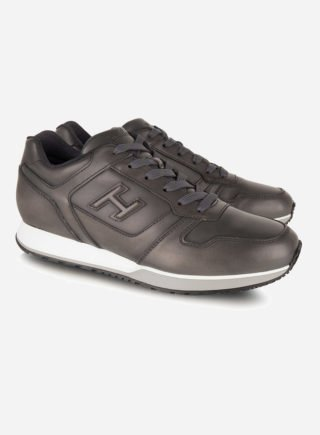 Hogan Low-top leren H321 sneaker