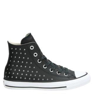 Converse All Star hi hoge sneakers zwart
