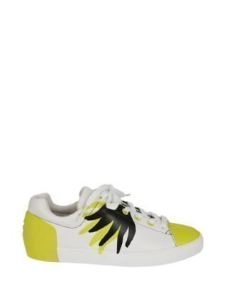 Ash Ash Nicky Flame Sneakers (geel)
