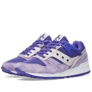 Saucony Grid SD Garden District (Purple)