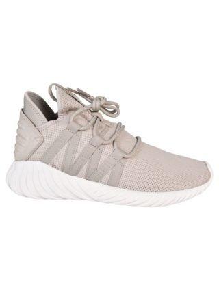 Adidas Adidas Tubular Dawn Sneakers (bruin/wit)