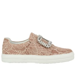 Sneakers Shoes Women Roger Vivier