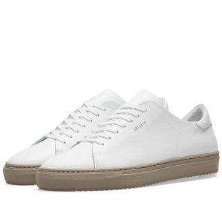 Axel Arigato Clean 90 Colour Sole Sneaker (White)