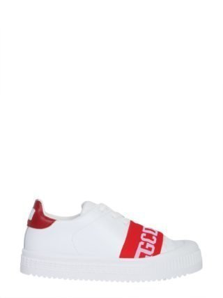 GCDS High Band Sneakers (wit)