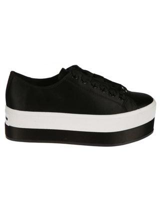 Michael Kors Michael Kors Ronnie Platform Sneakers (zwart)