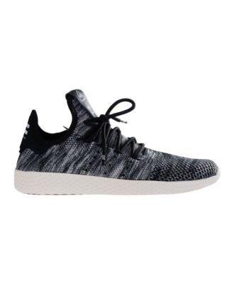 Adidas Adidas By Pharrell Williams Tennis Hu Sneakers (wit/zwart)