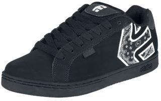 Etnies Metal Mulisha Fader Sneakers zwart