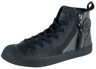 Palladium Pallaphoenix Z MTL Sneakers zwart-grijs