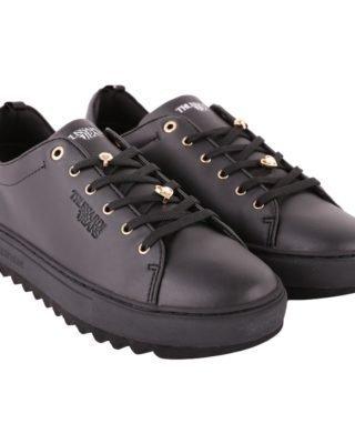Trussardi Trussardi Eco-leather Sneakers (zwart)
