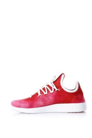 Adidas by Pharrell Williams Adidas by Pharrell Williams Tennis Hu Red Sneakers (rood)