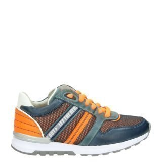 Orange Babies lage sneakers blauw