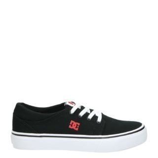 DC Trase XT lage sneakers zwart