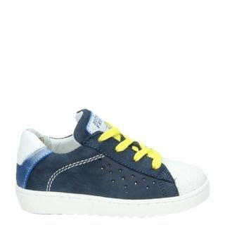 Jochie&Freaks lage sneakers blauw