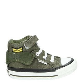 British Knights Roco hoge sneakers groen