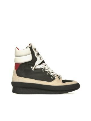Isabel Marant Isabel Marant Brendta Hi-top Sneakers (beige)