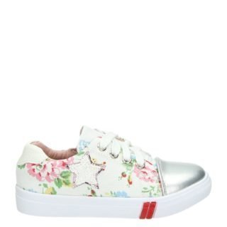 Shoesme lage sneakers wit