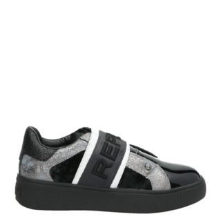 Replay Donna lage sneakers zwart