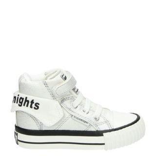 British Knights Roco hoge sneakers zilver