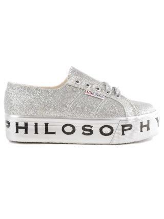 Philosophy di Lorenzo Serafini Philosophy Di Lorenzo Serafini Superga Platform Glitter Sneakers (Overige kleuren)