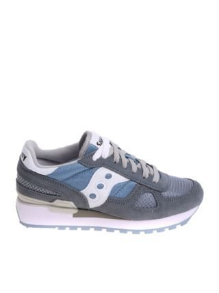 Saucony Saucony Shadow Original Sneakers (blauw/wit)