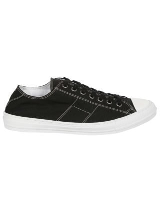 Maison Margiela Maison Margiela Perforated Sneakers (zwart)