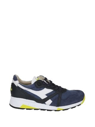 Diadora Diadora Paneled Sneakers (blauw)