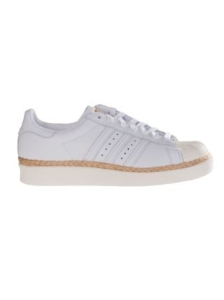 Adidas Adidas Superstar 80s New Bold Sneakers (wit)