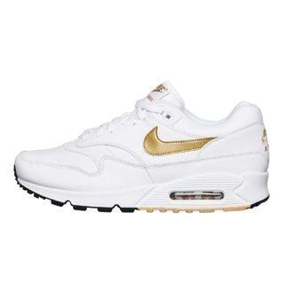 Nike Air Max 90/1 (wit/goud/zwart)