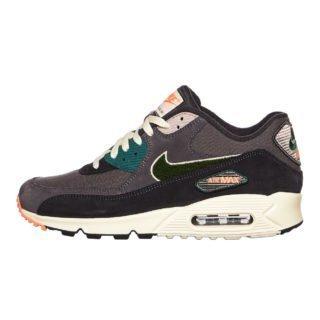best sneakers 56b2f 59430 Nike Air Max 90 Premium SE (grijscreme)