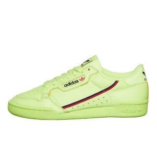 adidas Continental 80 (roze/geel/blauw)