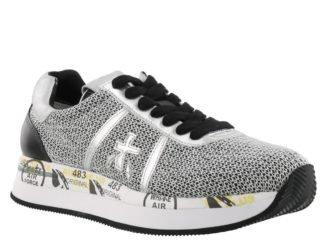 Premiata Premiata Conny Sneakers (zilver)