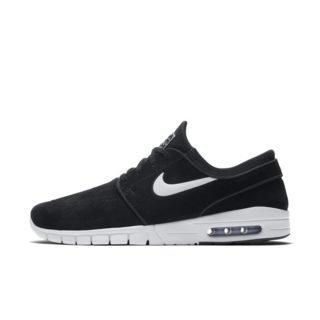 Nike SB Stefan Janoski Max L Skateschoen heren - Zwart Zwart