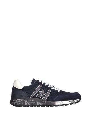 Premiata Lander 3247 Blue Sneakers (Overige kleuren)