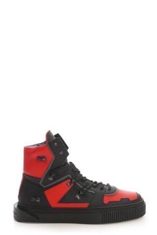Gienchi Gxu075m000gommix1 Hypnos 3.0black/red (Overige kleuren)