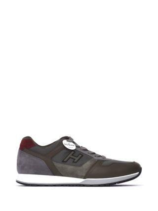 Hogan Sneakers H321 Green-grey (Overige kleuren)
