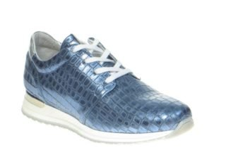 AQA Shoes A3451 (Blauw)