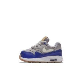 Nike Air Max 1 Schoen voor baby's/peuters - Grijs Grijs