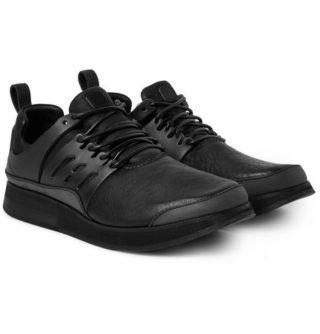 Hender Scheme Mip-12 Leather Sneakers – Black