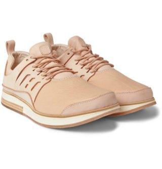 Hender Scheme Mip-12 Leather Sneakers – Blush