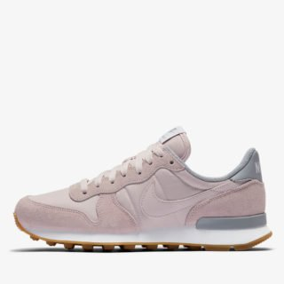 Nike Wmns Internationalist Barely Rose/Barely Rose Wolf Grey White