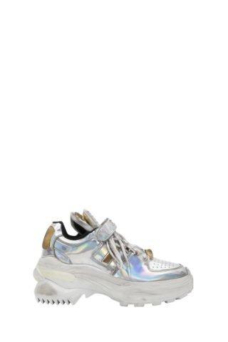 Maison Margiela Maison Margiela Silver Sneakers (Overige kleuren)
